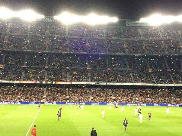 Barcelona-Murcia 5-0