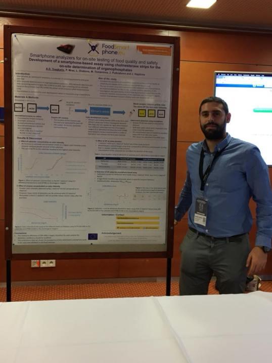 Poster presentation at RAFA 2017