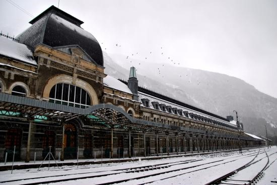 Canfranc International Station