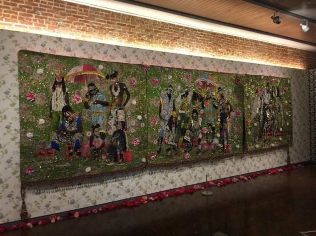 Hotel with arts